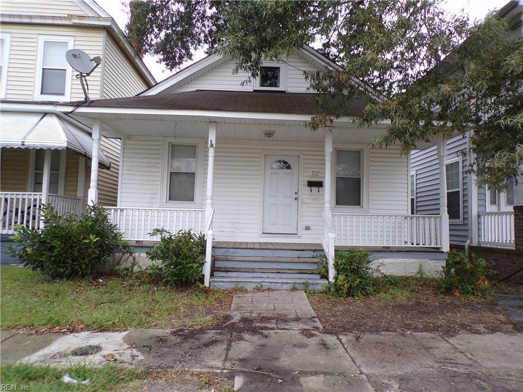 702 Forbes Street, Norfolk, VA 23504 - MLS#: 10385389