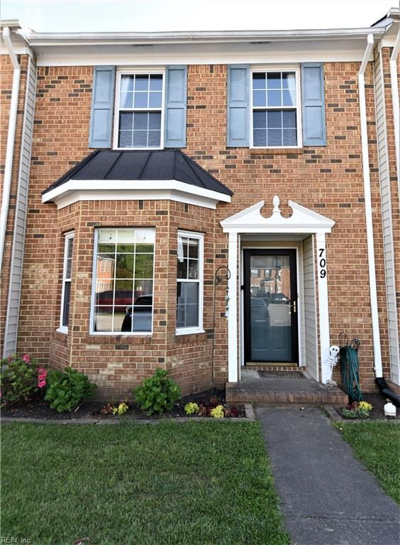 709 Byrd CT, Chesapeake, VA 23320 - #: 10375398