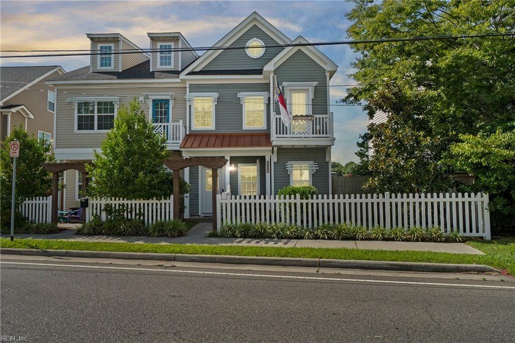 408 Norfolk Avenue, Virginia Beach, VA 23451 - MLS#: 10395408
