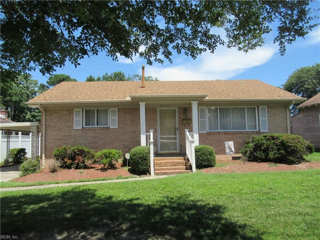 1036 Willingham Street, Norfolk, VA 23505 - MLS#: 10387427
