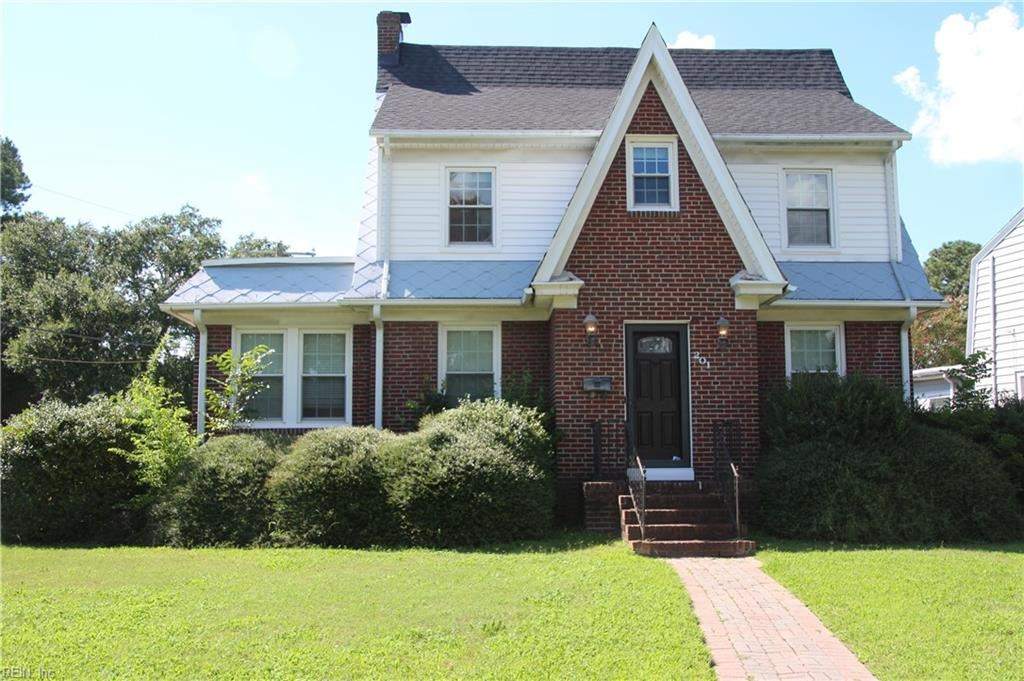 201 Riverside Drive, Portsmouth, VA 23707 - #: 10397428
