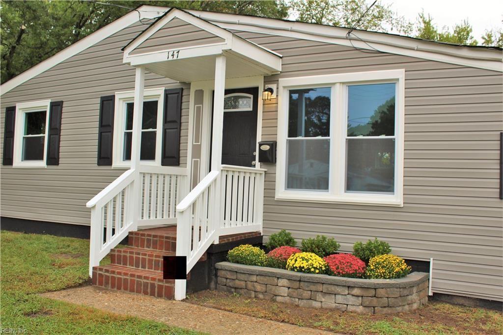 147 Ransone Street, Hampton, VA 23669 - MLS#: 10406450