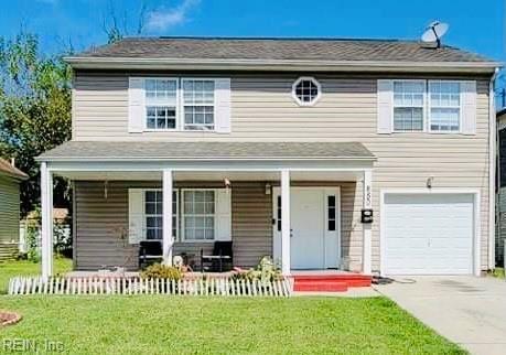 850 B Avenue, Norfolk, VA 23504 - #: 10403454