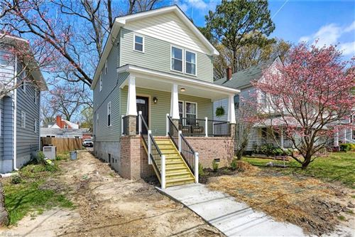 Photo of 703 E Pembroke AVE, Hampton, VA 23669 (MLS # 10371468)