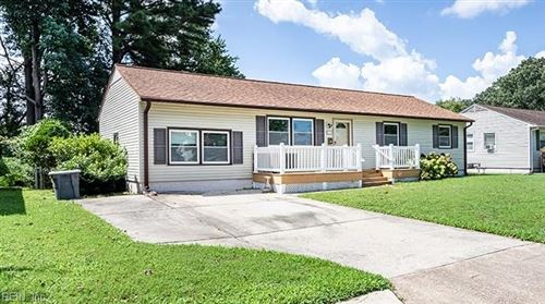 Photo of 825 Burton ST, Hampton, VA 23666 (MLS # 10334471)
