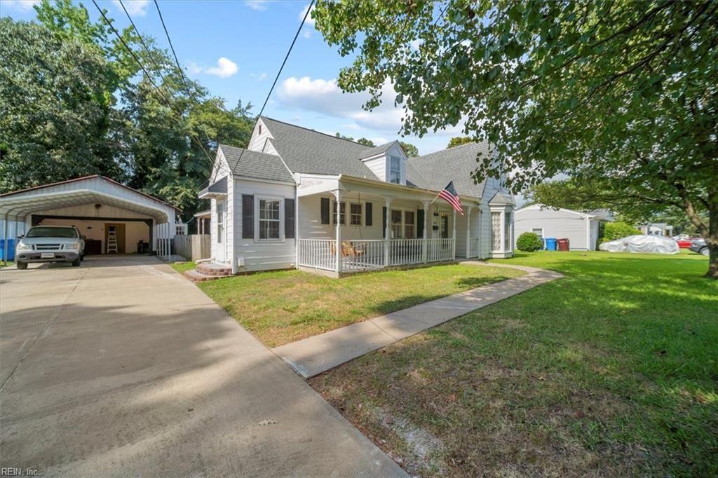 1109 Edgewood Avenue, Chesapeake, VA 23324 - MLS#: 10390479