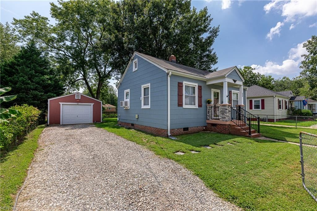52 Cavalier RD, Hampton, VA 23669 - MLS#: 10398496