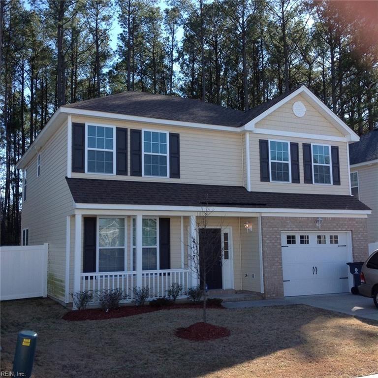 4117 Daggerboard Drive, Chesapeake, VA 23321 - MLS#: 10390505