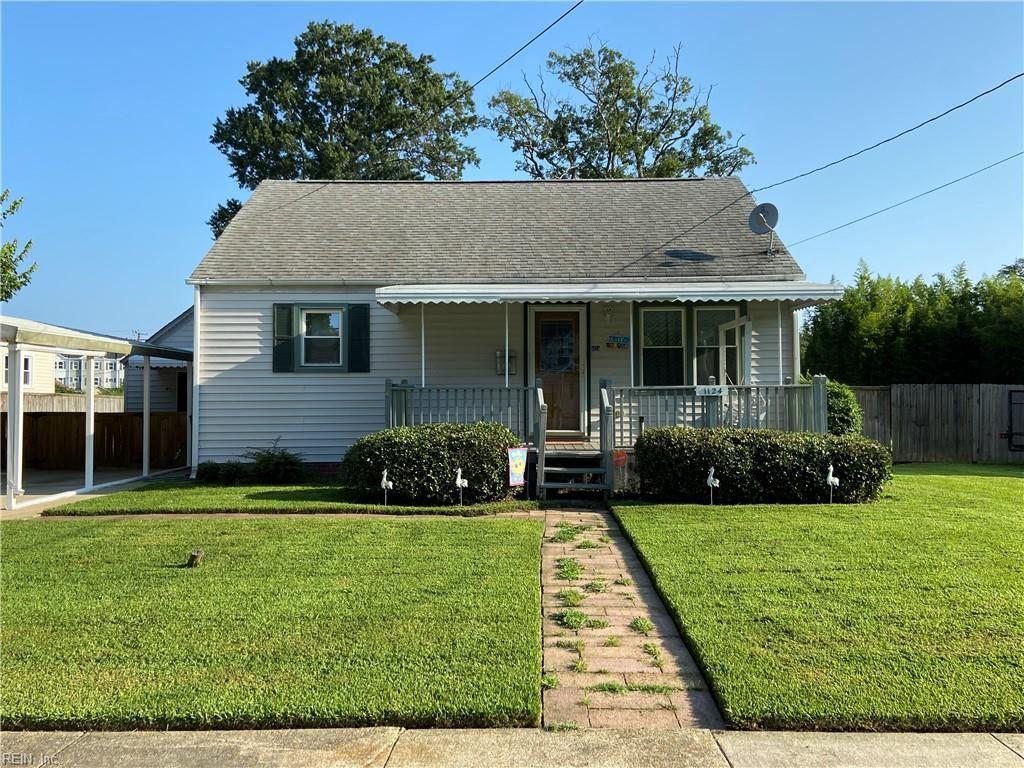 1124 Evelyn Street, Norfolk, VA 23518 - #: 10395510
