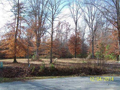 Photo of LOT 19 Woodland DR, Franklin, VA 23851 (MLS # 1452522)
