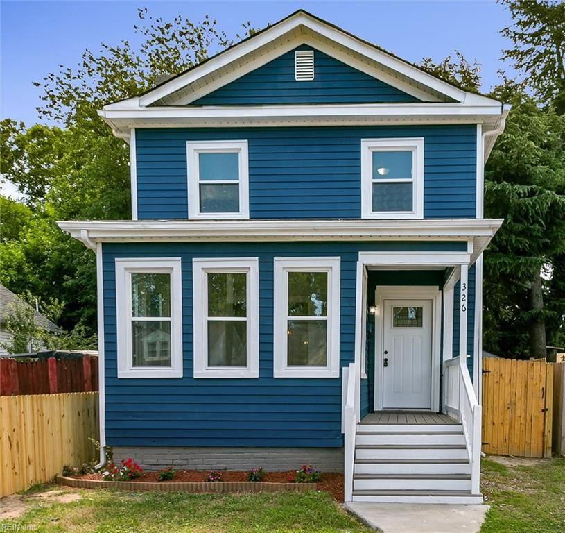 326 Blair Avenue, Newport News, VA 23607 - MLS#: 10388525