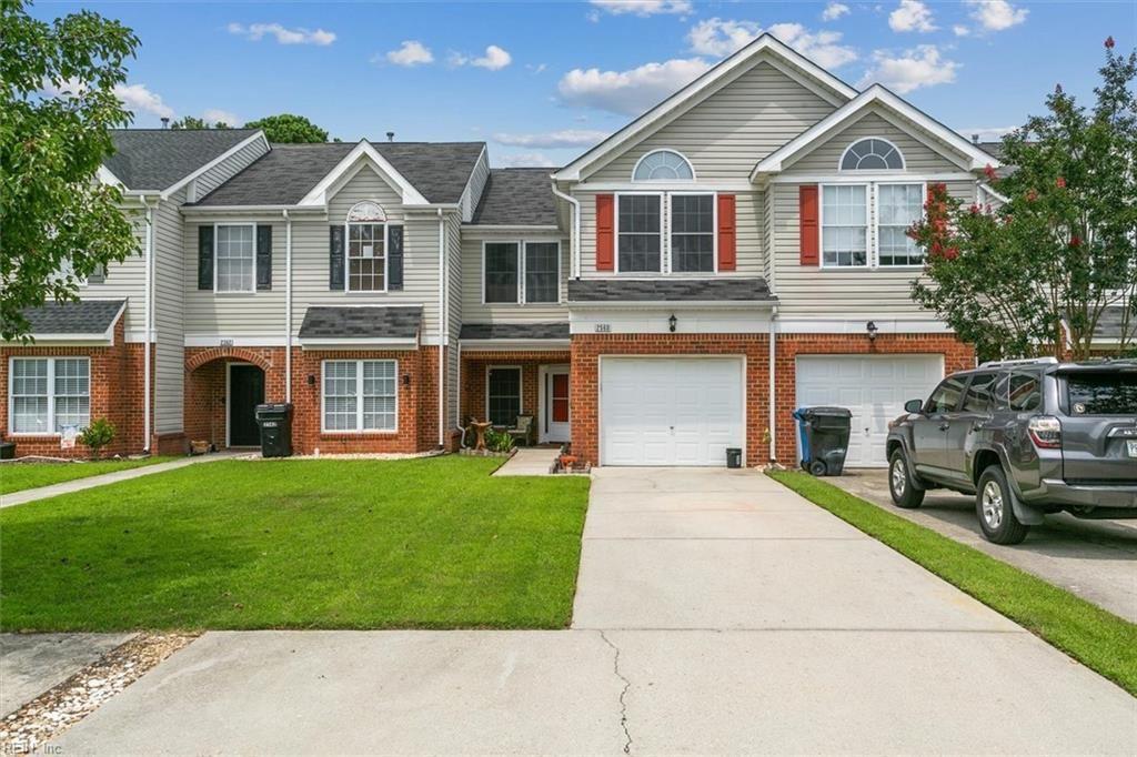 2560 Hartley Street, Virginia Beach, VA 23456 - MLS#: 10392526