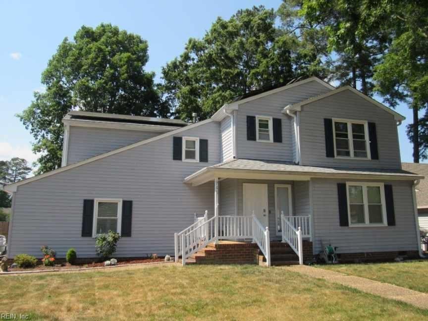 945 Chartwell Drive, Newport News, VA 23608 - MLS#: 10386544