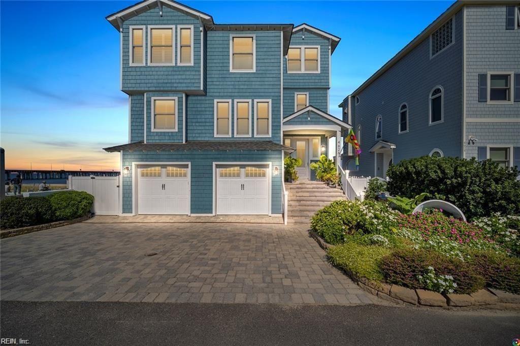 4628 Ocean View Avenue, Virginia Beach, VA 23455 - MLS#: 10374569