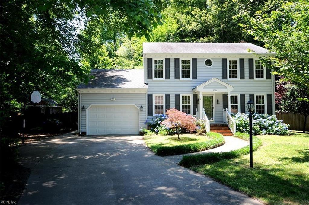 1316 Chelbrook Road, Chesapeake, VA 23322 - MLS#: 10387573