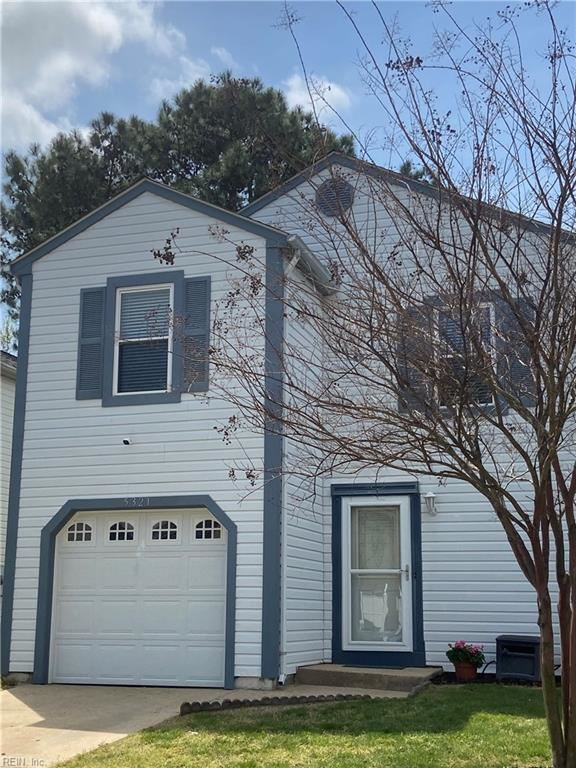 5321 Glenville CIR, Virginia Beach, VA 23464 - MLS#: 10371577