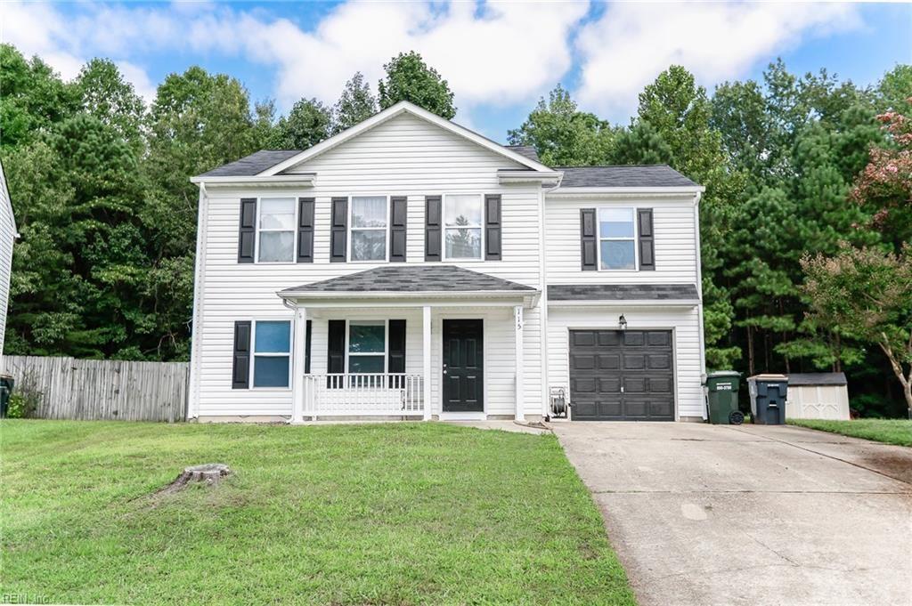 115 Low Ridge RD, Williamsburg, VA 23185 - MLS#: 10341602