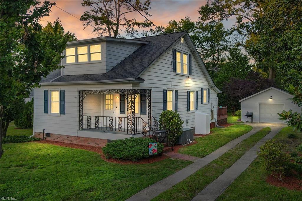 316 Brightwood Avenue, Hampton, VA 23661 - MLS#: 10386610