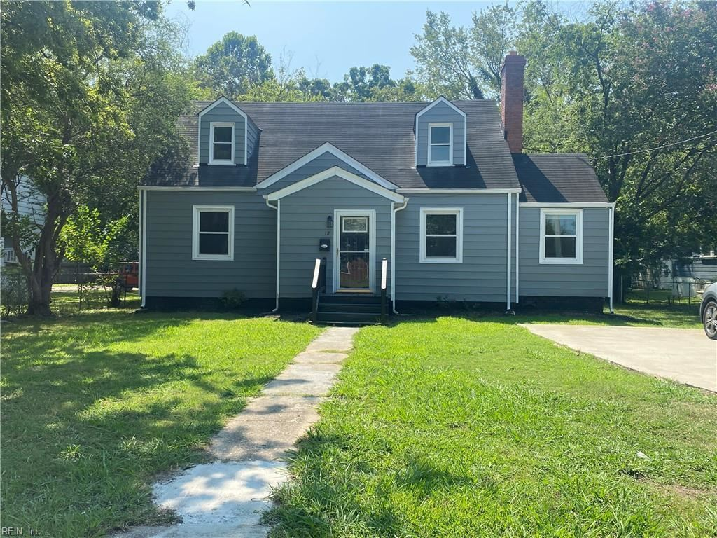 12 Old Fox Hill Road, Hampton, VA 23669 - MLS#: 10396624