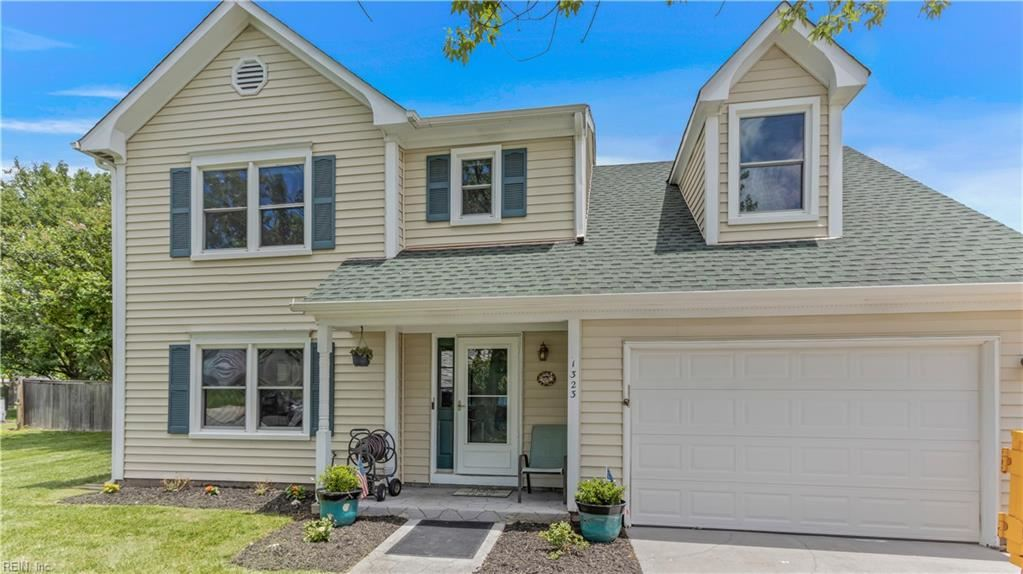 1323 Copper Stone Circle, Chesapeake, VA 23320 - MLS#: 10386626