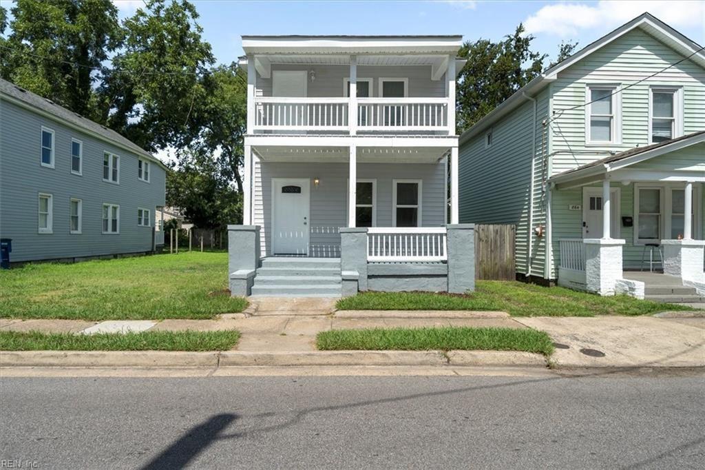 860 Lexington Street, Norfolk, VA 23504 - #: 10399627