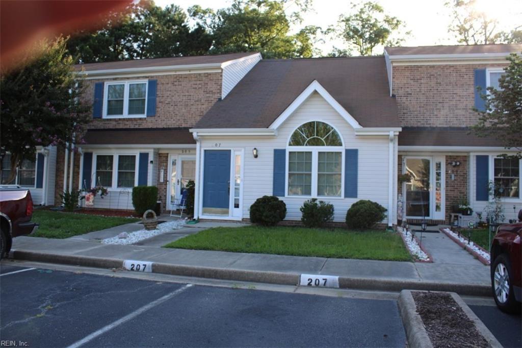 207 Crestwood Court, Yorktown, VA 23692 - MLS#: 10389668