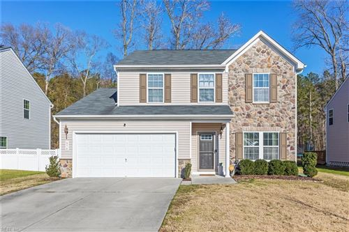 Photo of 614 Leonard LN, Newport News, VA 23601 (MLS # 10355705)