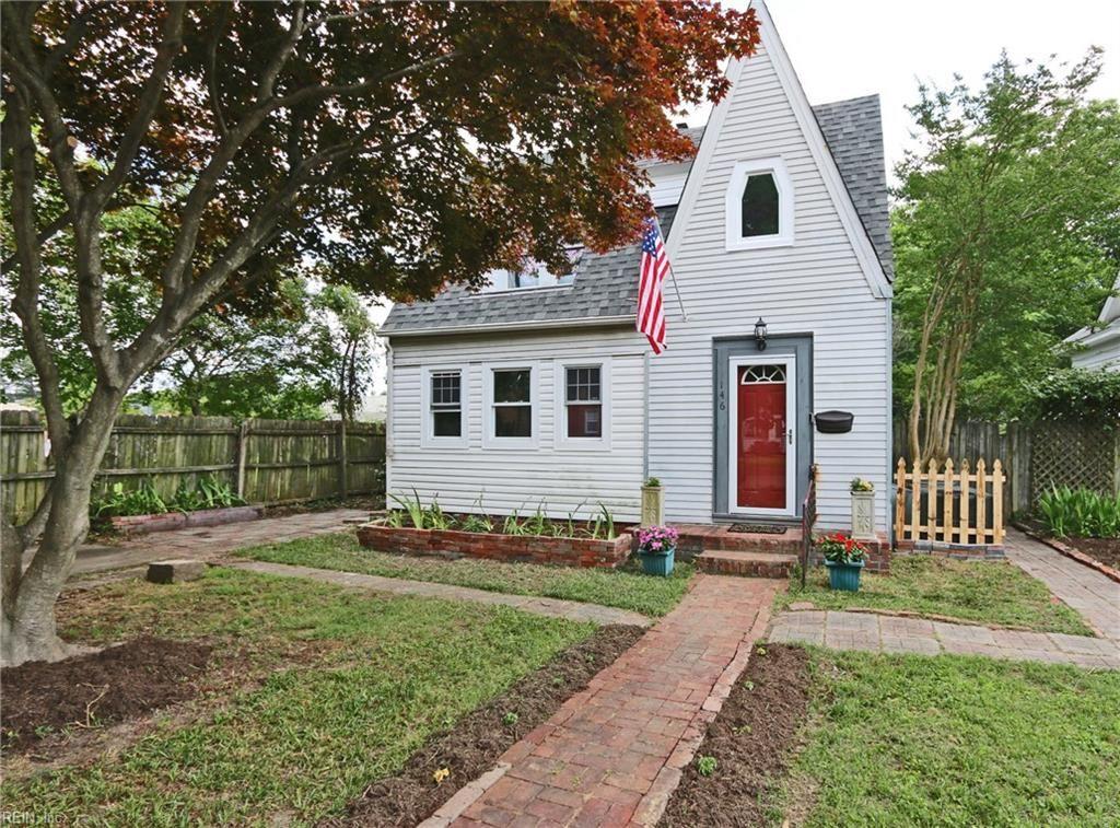 146 Wythe PW, Hampton, VA 23661 - MLS#: 10382708