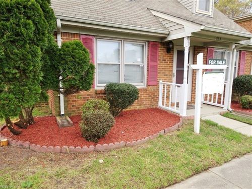 Photo of 219 Loch CIR, Hampton, VA 23669 (MLS # 10364728)