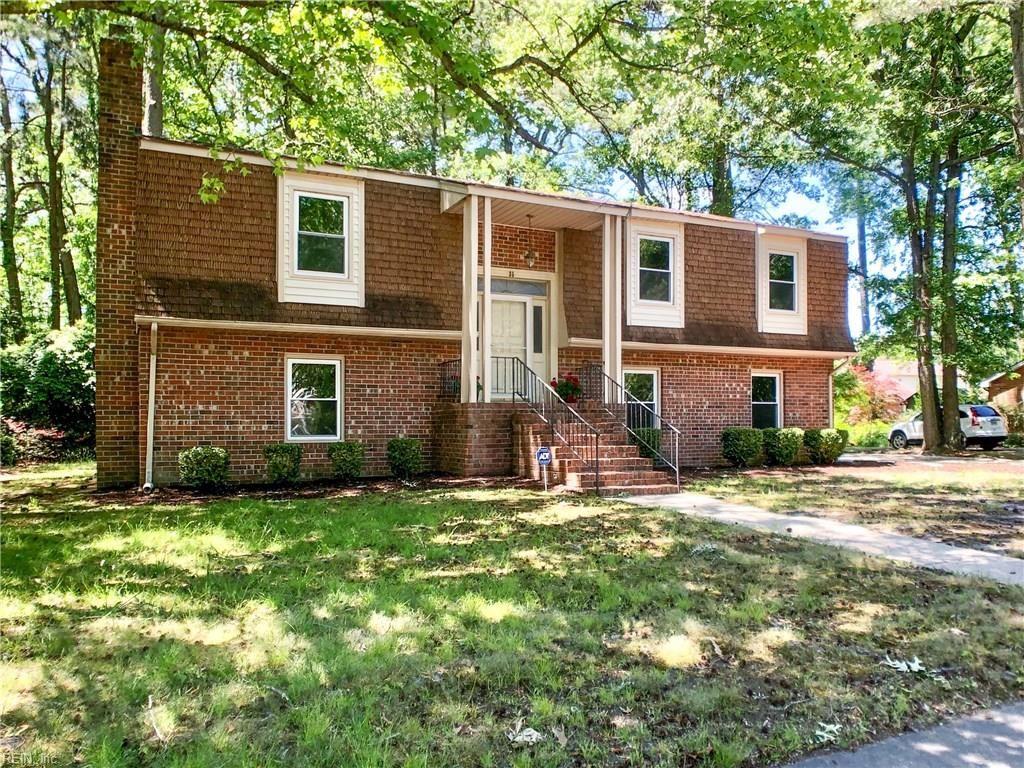 35 Farmington BLVD, Hampton, VA 23666 - #: 10319733