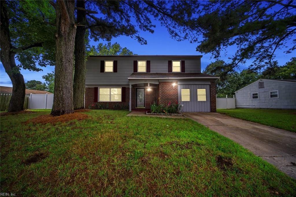 3148 Aaron DR, Chesapeake, VA 23323 - #: 10390739