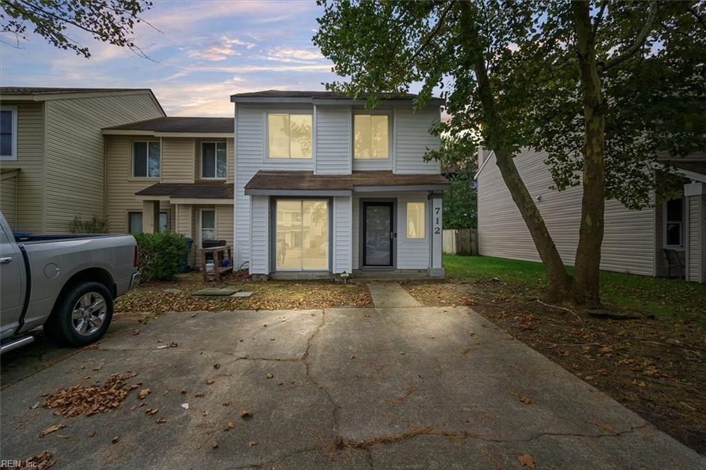712 Woodbox Drive, Virginia Beach, VA 23462 - MLS#: 10402743