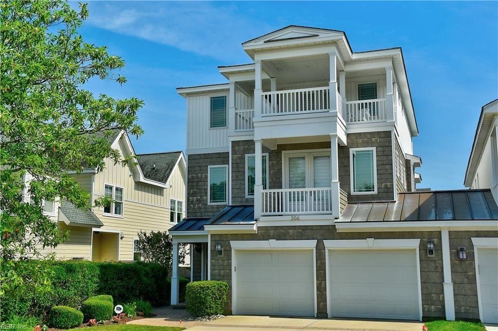 206 62nd Street, Virginia Beach, VA 23451 - MLS#: 10381751
