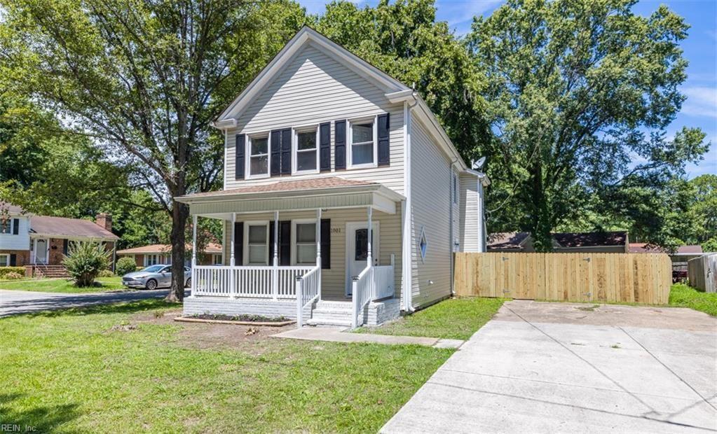 1001 New Street, Hampton, VA 23661 - MLS#: 10389751