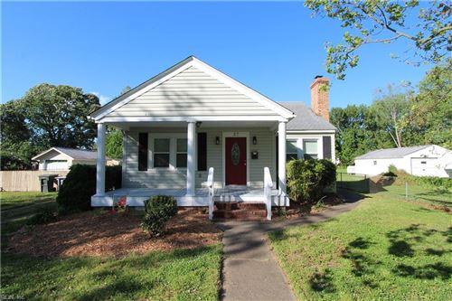 Photo of 27 W Lamington RD, Hampton, VA 23669 (MLS # 10375758)