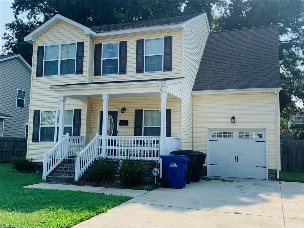 2109 Des Moines Avenue, Portsmouth, VA 23704 - MLS#: 10392760