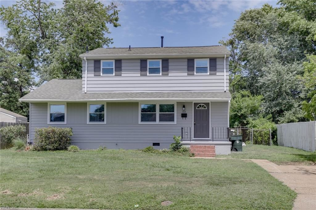 103 Aspenwood Drive, Hampton, VA 23666 - #: 10390771