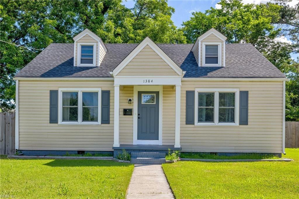 1384 E Norcova Drive, Norfolk, VA 23502 - MLS#: 10387772