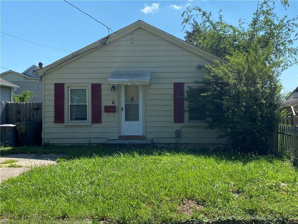 6 Salem Street, Hampton, VA 23669 - MLS#: 10387778