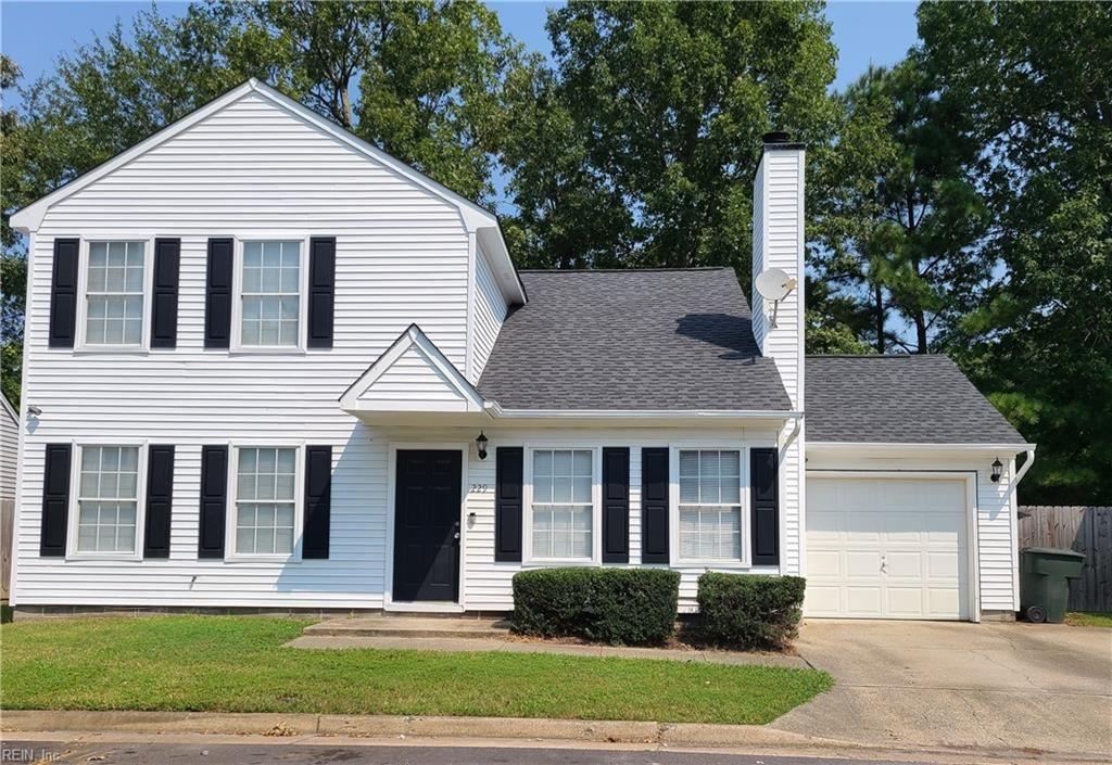 229 Gate House RD, Newport News, VA 23608 - MLS#: 10400806