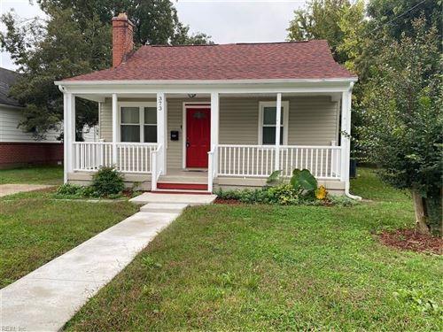 Photo of 373 Hobson AVE, Hampton, VA 23661 (MLS # 10347819)