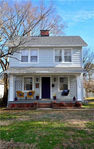 Photo of 156 Cherokee RD, Hampton, VA 23661 (MLS # 10357822)