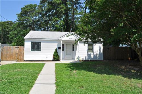 Photo of 410 Cedar DR, Hampton, VA 23669 (MLS # 10329856)