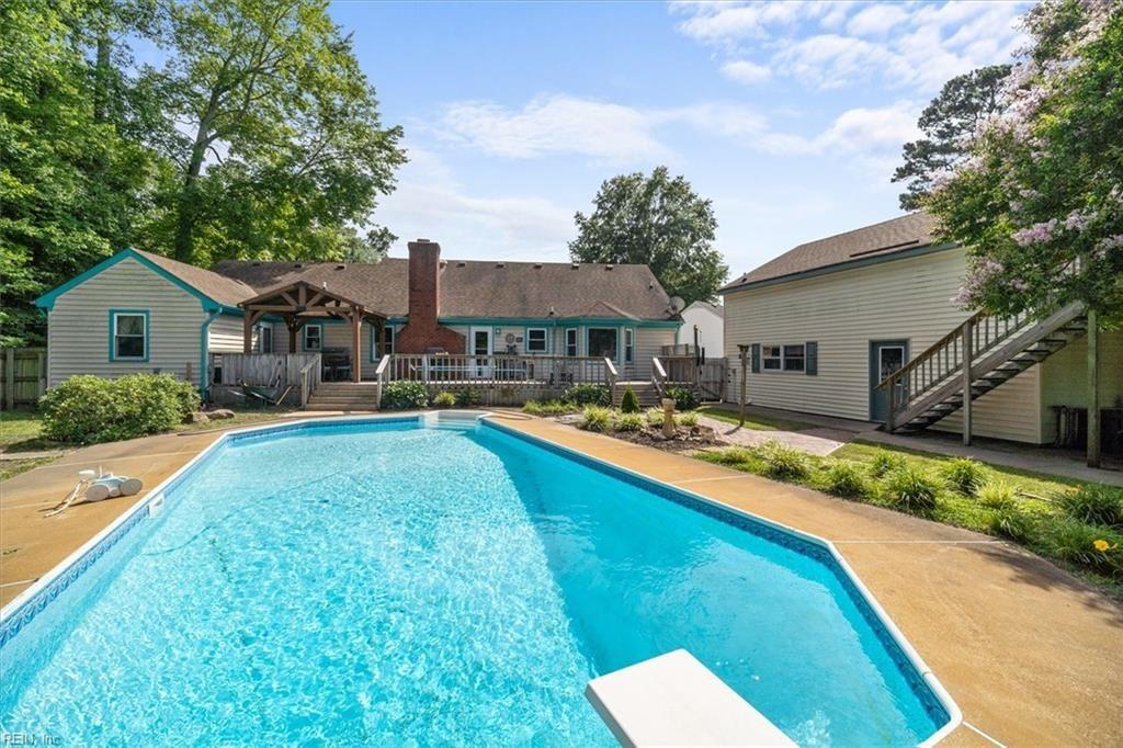 842 Donnington Drive, Chesapeake, VA 23322 - MLS#: 10390867