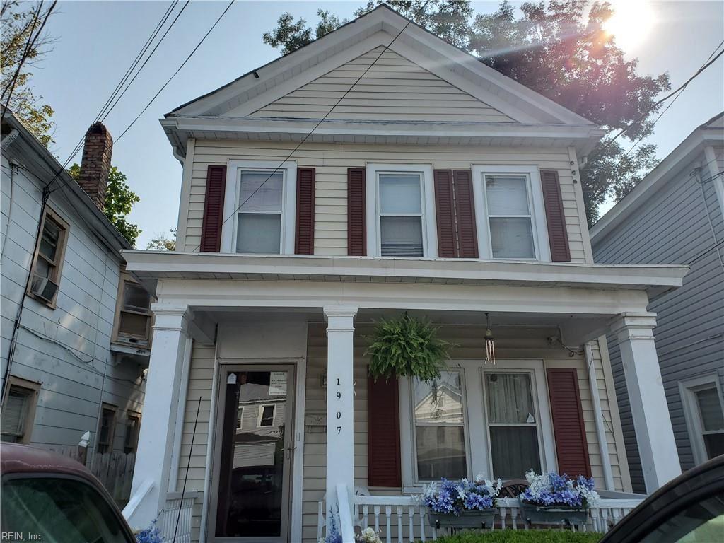 1907 Elm AVE, Portsmouth, VA 23704 - #: 10400878