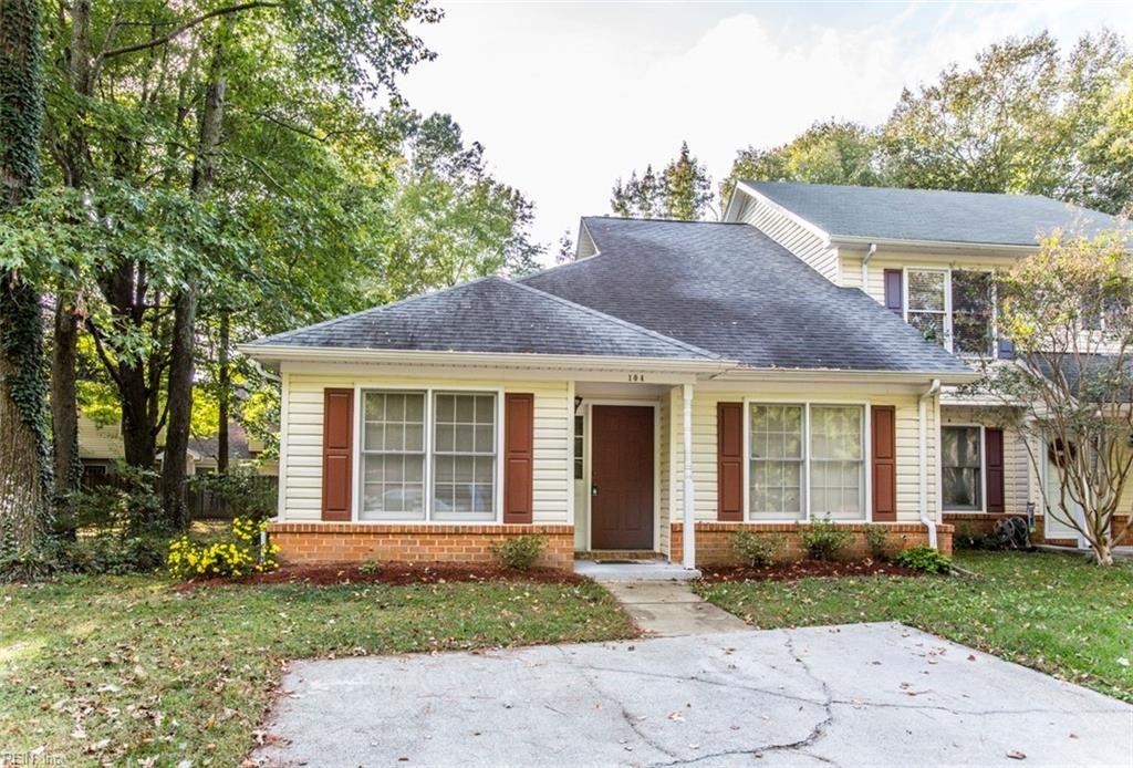 104 Feathergrass Park, Yorktown, VA 23692 - MLS#: 10407881