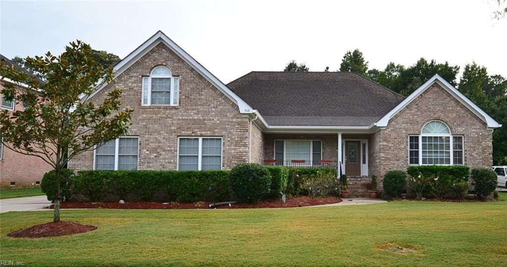 408 Midlands LN, Chesapeake, VA 23320 - MLS#: 10358897