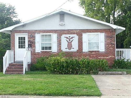 Photo of 207 Webster ST, Hampton, VA 23663 (MLS # 10370925)