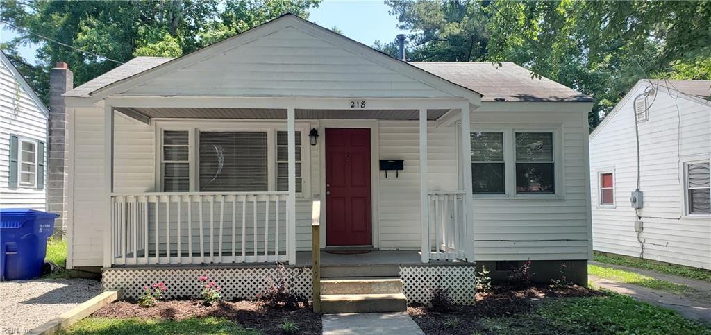 218 S Lloyd ST, Suffolk, VA 23434 - MLS#: 10326942
