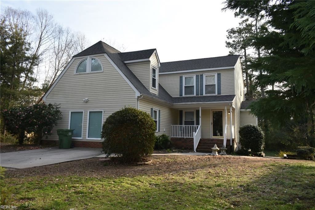 6833 John Smith LN, Hayes, VA 23072 - #: 10373947